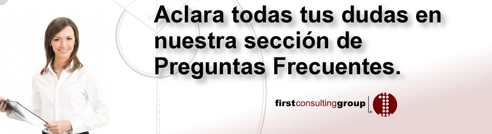 Preguntas Frecuentes First Consulting Group